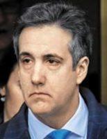 트럼프 개인 변호사 코언 징역 3년