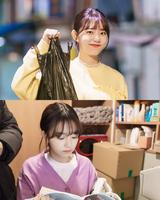 '최고의치킨' 김소혜, 웹툰작가 지망생 변신 '톡톡 튀는 청량미'