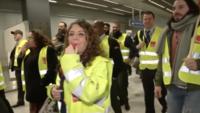 '시급 18% 인상요구' 독일 공항 파업...항공편 640편 결항