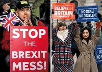 예상됐던 英의회의 반란… 글로벌 증시 충격은 없었다