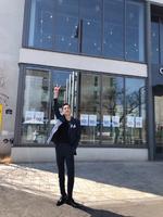 '리갈하이' 절대 악역 구원, 귀염뽀짝 '촬영장 귀요미' 등극