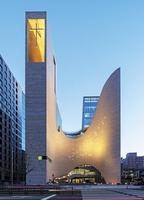 광화문 '새문안교회'의 실험… 종교 건축의 방향을 묻다