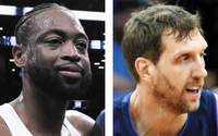은퇴 경기까지 빛난 NBA 두 스타