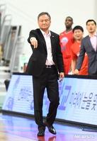 '챔프 1차전 신승' 유재학 감독
