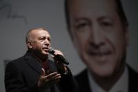 에르도안 대통령, '터키 경제 무너졌다' 보도한 서구 언론에 분노