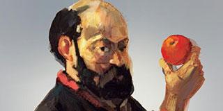 [장석주의 사물극장] [104] 폴 세잔과 '바구니 속 사과'