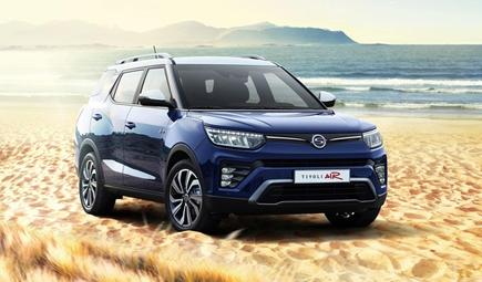 차박 열풍 타고 부활 시동…쌍용차 SUV 라인업 강화