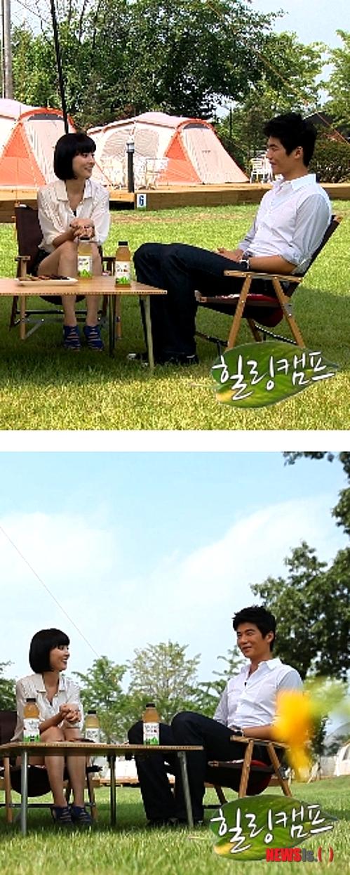 한혜진 기성용, SBS TV '힐링캠프, 기쁘지 아니한가'