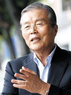 김종인 전 청와대 경제수석 사진