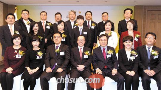2014 대한민국 교육기업대상 시상식
