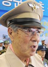 장성환 前 공군참모총장