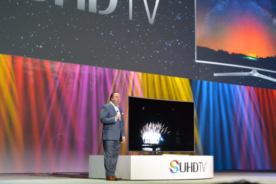 Samsung SUHD TV: Ανακοινώθηκαν στην CES 2015
