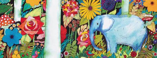 [어린이 책] 길 잃은 코끼리, 생쥐 도움받아 집 잘 찾아갔을까