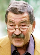 독일 작가 귄터 그라스.