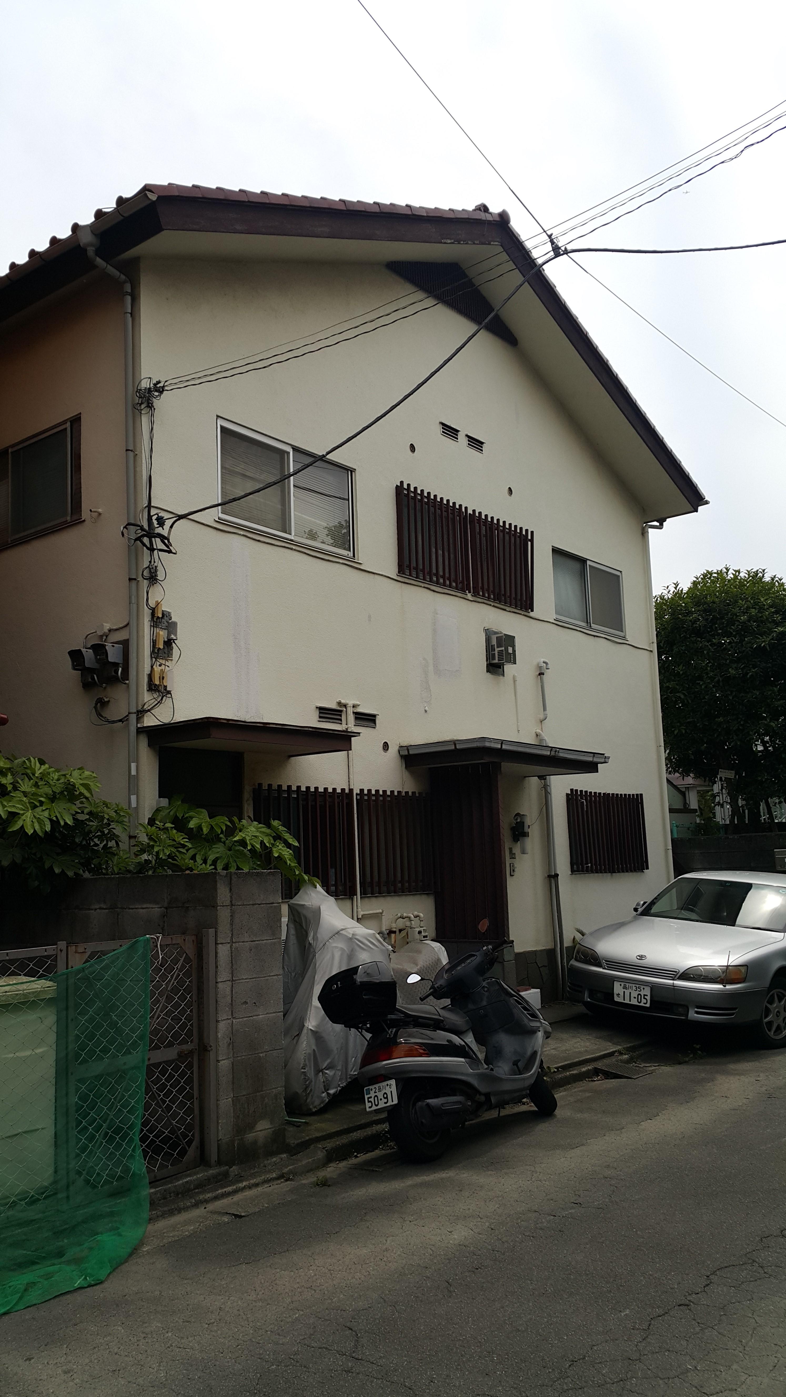 도쿄 세타가야에 있는 야마모토 여사의 집. 그녀가 한국으로 건너가기 전 살던 집터에 50여년 전 다시 지은 집이다. 1953년 이중섭이 잠시 가족을 보러 왔을 땐 이 집터에 있던 친정에 살고 있었다./김미리 기자