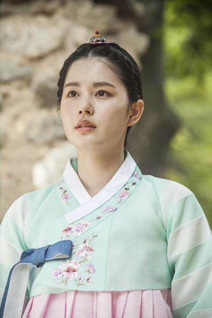신인배우 김주현이 드라마 '엽기적인 그녀'에서 최종 하차했다./엽기적인그녀 공식 인스타그램
