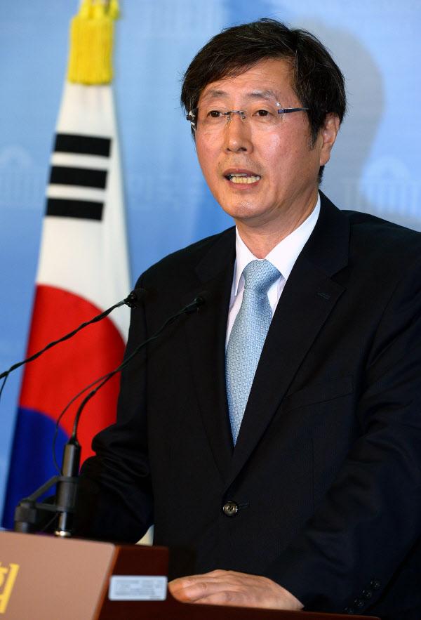 신임 청와대 홍보수석에 임명된 배성례 전 국회 대변인/뉴시스