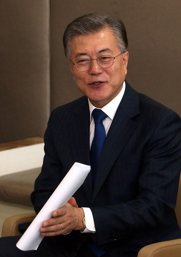 /연합뉴스  문재인 더불어민주당 전 대표.