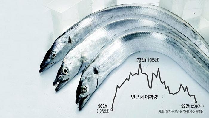 연근해 어획량