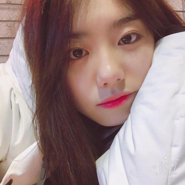 김소혜가 눈물을 보였다./김소혜 인스타그램