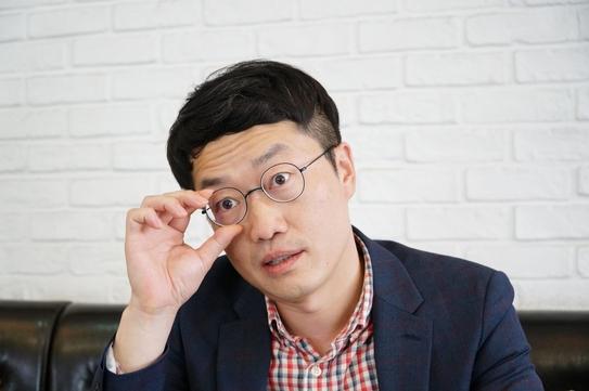 김진화 한국비트코인거래소 이사 / 사진=박정엽 기자