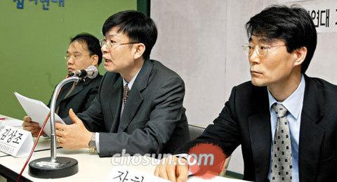 소액주주운동 주도했던 장하성·김상조