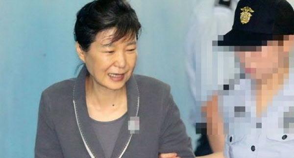 박근혜 전 대통령. / 뉴시스