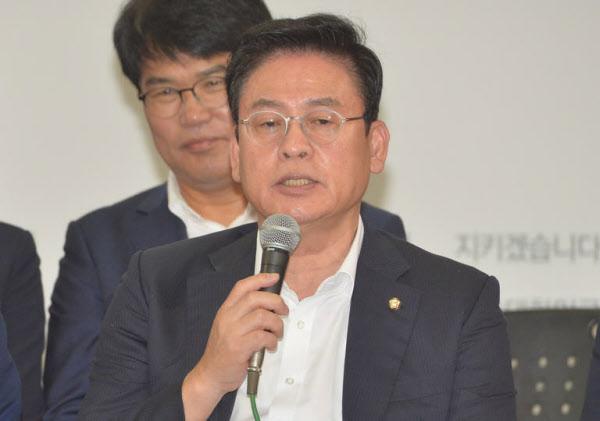 정우택 자유한국당 원내대표/뉴시스