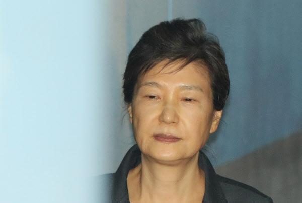 박근혜 전 대통령. /연합뉴스