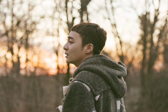 Korean singer Roy Kim