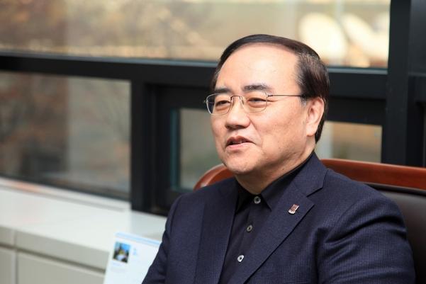 김성한 전 외교통상부 제2차관. /윤희훈 기자