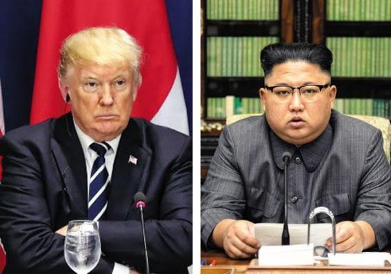 도널드 트럼프 미국 대통령(왼쪽)과 김정은 북한 노동당 위원장. /연합뉴스·조선중앙통신