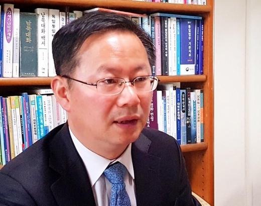 김용현 동국대 교수./윤희훈 기자