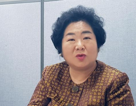 김석향 이화여대 통일학연구원장. /윤희훈 기자