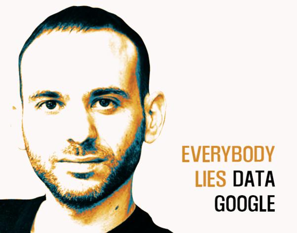 구글 트렌드로 충격적인 인간 욕망을 밝혀낸 미국의 데이터과학자 세스 스티븐스 다비도위츠(Seth Stephens-Davidowitz).