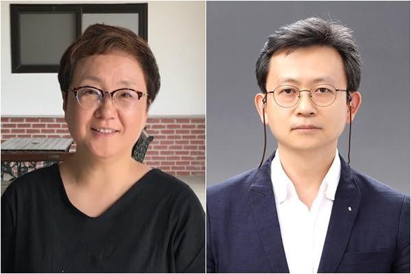 한국여성정책연구원의 박선영(왼쪽) 박사와 형사정책연구원의 김한균 박사/조선DB