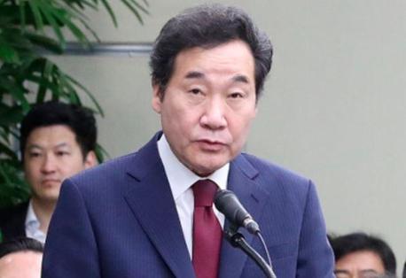 10일 정부세종청사에서 열린 정무위원회에 참석한 이낙연 총리. /연합뉴스
