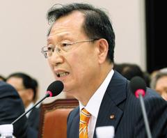 김종갑 한국전력 사장