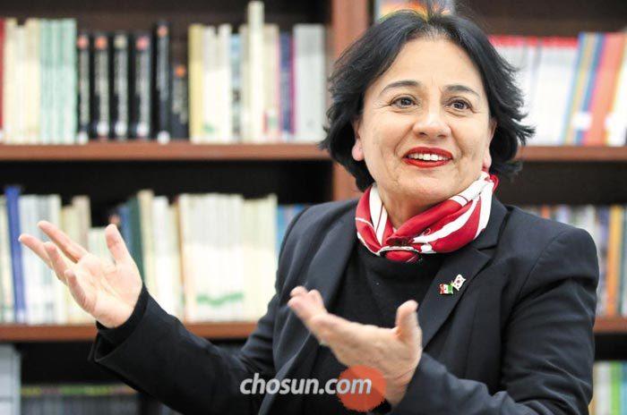 앨리샤 히론 멕시코국립자치대 교수
