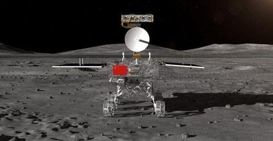 2018년 12월 8일 발사에 성공해 달 뒷면을 탐사할 중국 무인 우주선 창어-4호. /CNSA