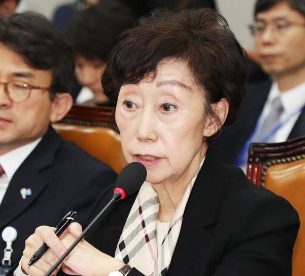 최영애 인권위원장. /연합뉴스