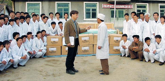[Cover Story] 북한 결핵 퇴치 활동 20년 외길…