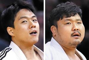 곽동한(왼쪽), 김성민