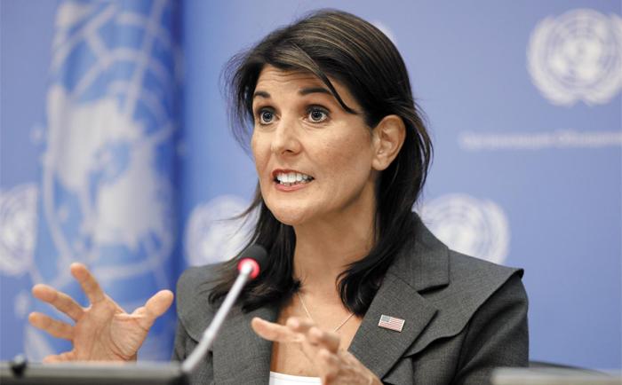 '트럼프 외교의 핵심'이었던 니키 헤일리 전 유엔 주재 미국 대사가 올해 아시안리더십콘퍼런스에서 오찬 기조연설자로 나선다.