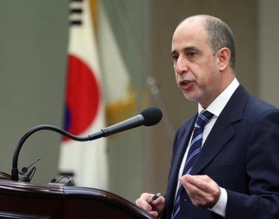 토마스 오헤아 킨타나 유엔 북한인권특별보고관./연합뉴스