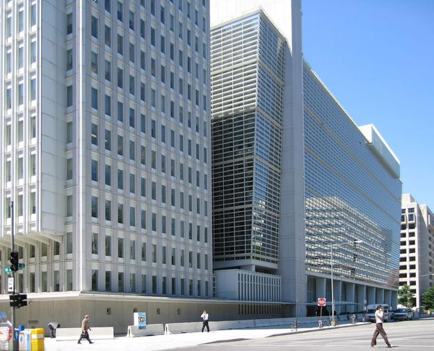 미국 워싱턴DC에 있는 세계은행 본부. /위키피디아