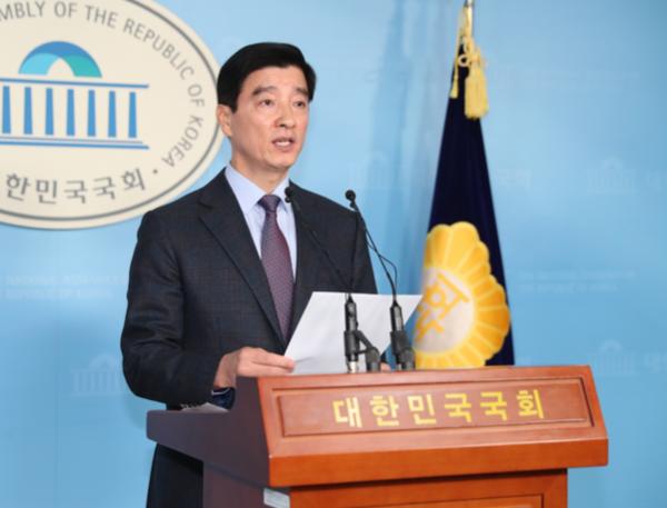 더불어민주당 이해식 대변인/연합뉴스