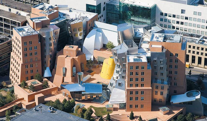 세계 대학 평가에서 1위를 한 MIT의 AI 연구소.