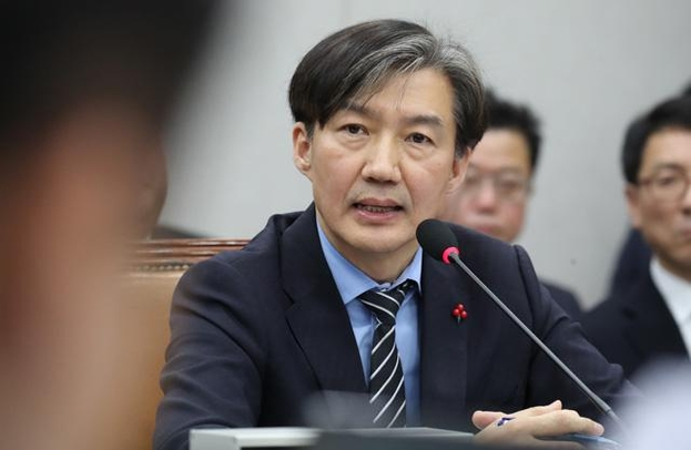 조국 청와대 민정수석. /조선일보DB