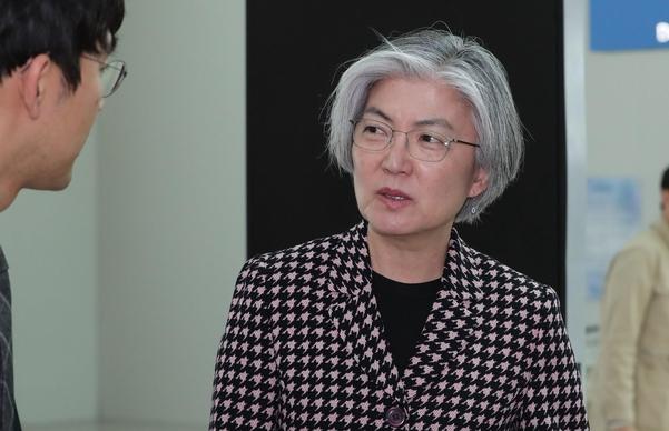 강경화 외교부 장관./연합뉴스